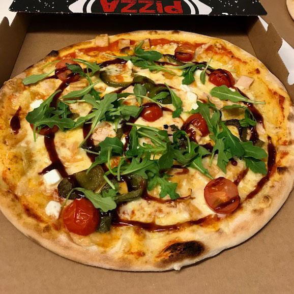 Majoneesi Pizza