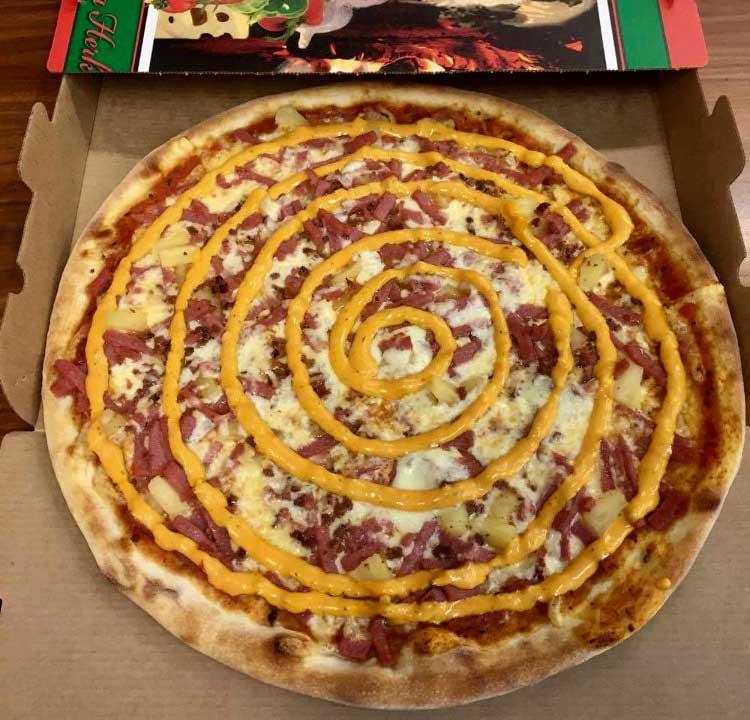 Pizza Majoneesi